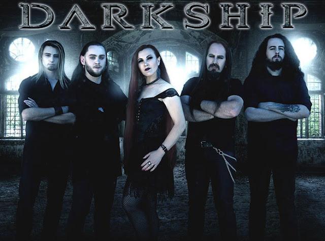 Darkship: belíssima capa de 'Between The Shadows' é apresentada