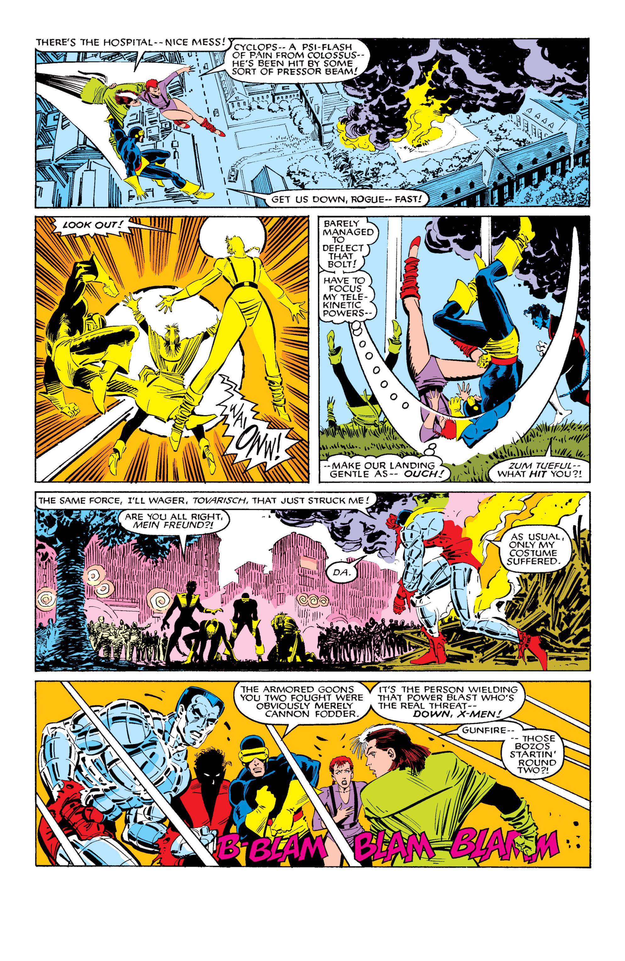 Read online Uncanny X-Men (1963) comic -  Issue #200 - 18