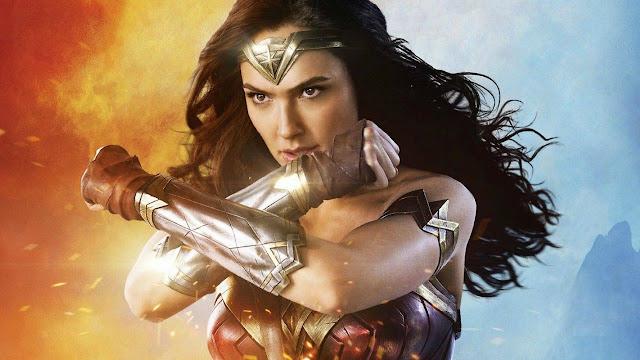 Mulher-Maravilha se torna o filme mais comentado no Twitter