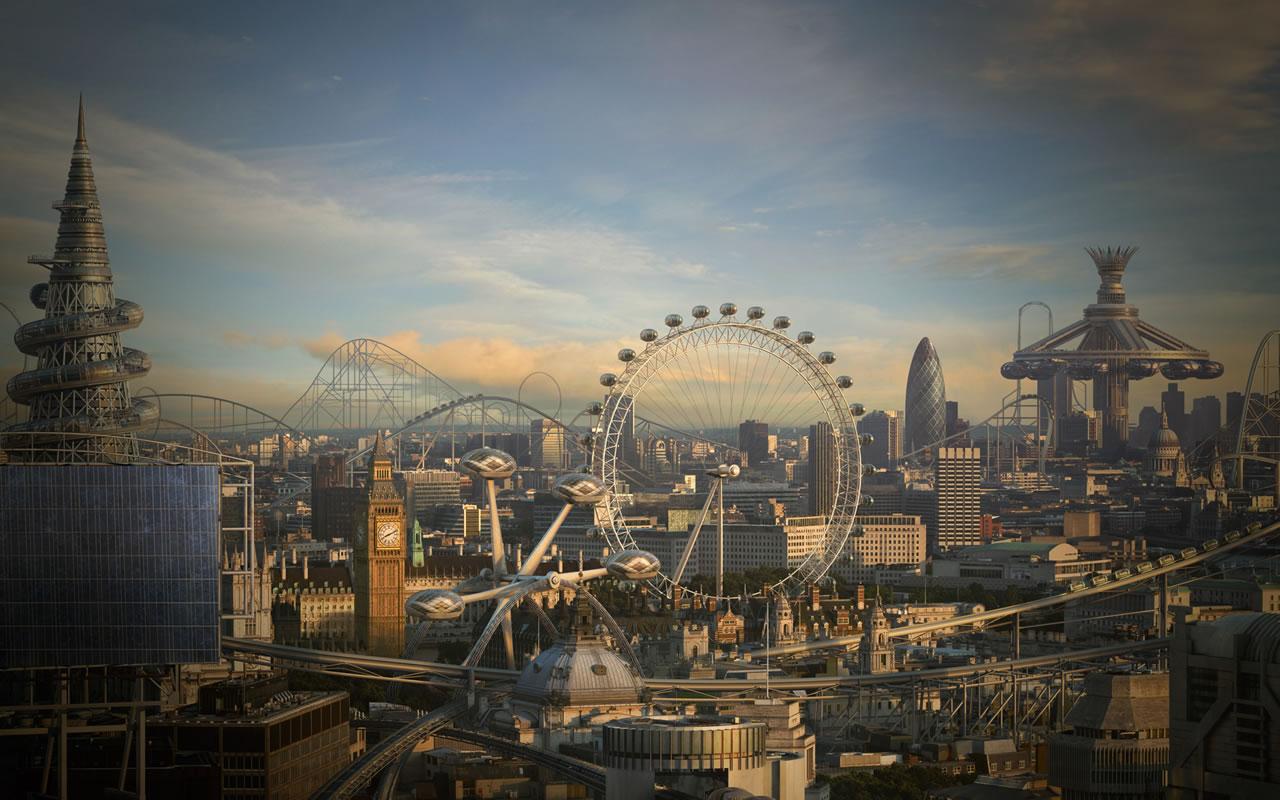 london city wallpapers - photo #15