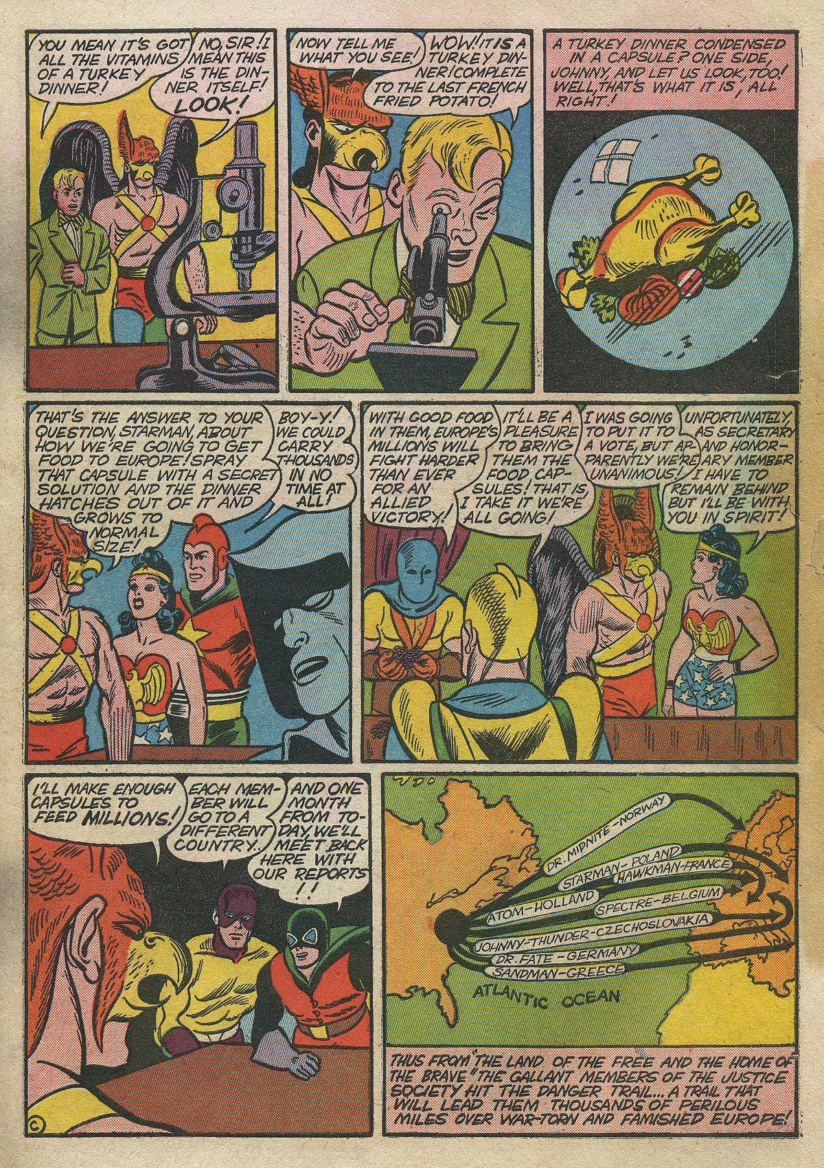 Read online All-Star Comics comic -  Issue #14 - 5