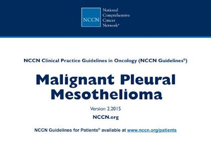 Malignant Pleural Mesothelioma Download PDF #5