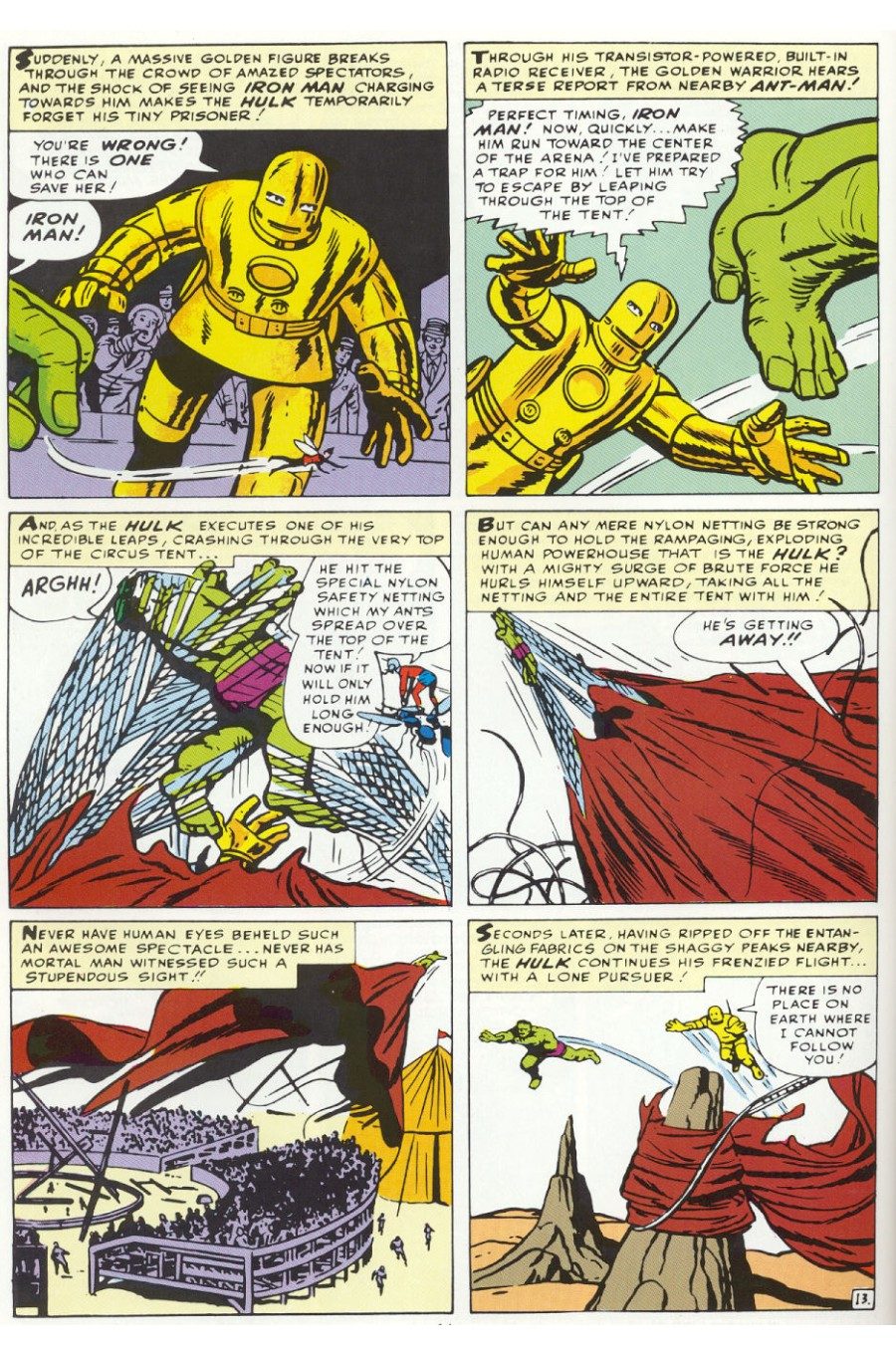The Avengers (1963) 1 Page 13