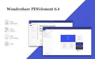 تحميل برنامج Wondershare PDFelement مع التفعيل