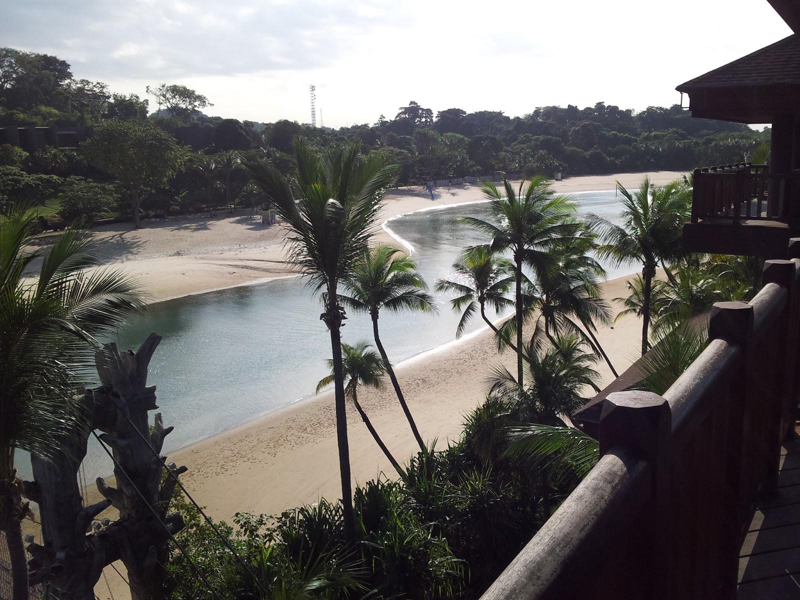 Palawan Beach, Sentosa Island