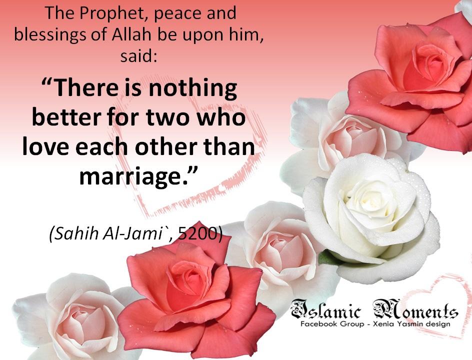 Muslim Marriage Quotes