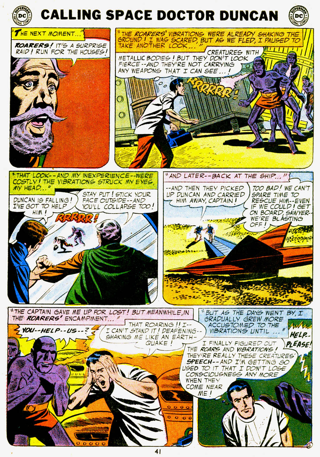 Strange Adventures (1950) issue 227 - Page 42