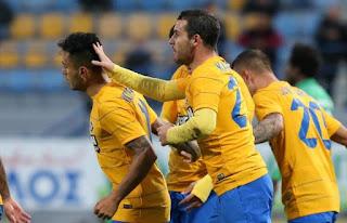 Τα στιγμιότυπα του ματς Αστέρας Τρίπολης - Λεβαδειακός 1-0