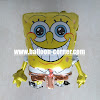 Balon Foil Spongebob Mini