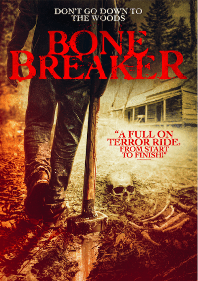 Bone Breaker (2020) 720p WEB-DL 800MB ESubs