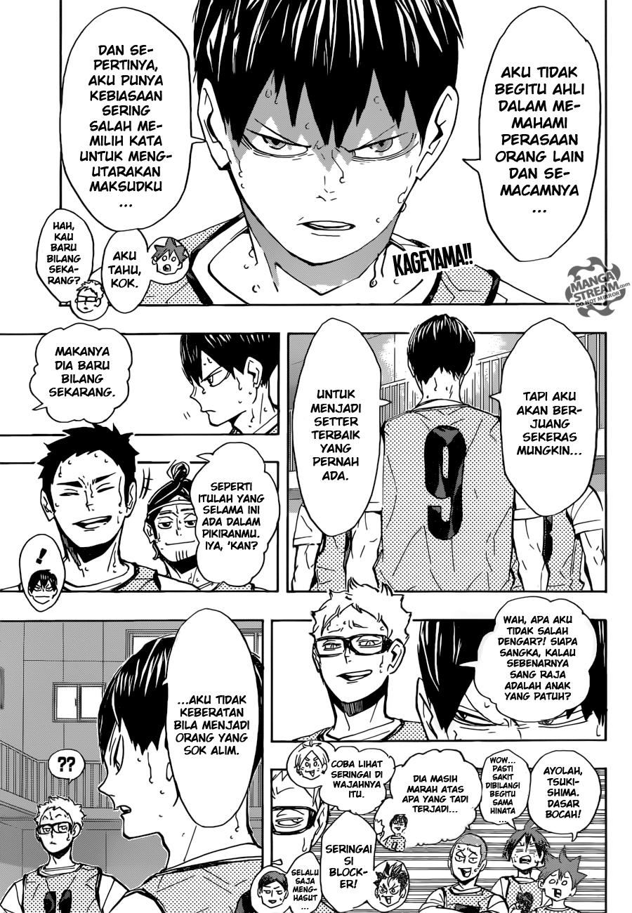 Haikyuu Chapter 225-4