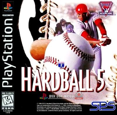 descargar hardball 5 psx mega