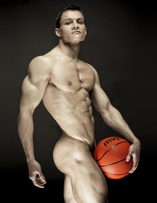 Naked Girl Basketball Players