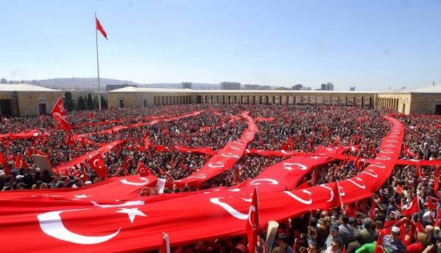 ΣΕ ΣΟΚ Η ΤΟΥΡΚΙΑ! Εκατομμύρια Τούρκοι έμαθαν την πραγματική καταγωγή τους…