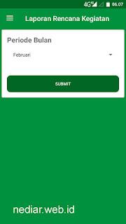 Submit Laporan Realisasi Kegiatan E-PAI