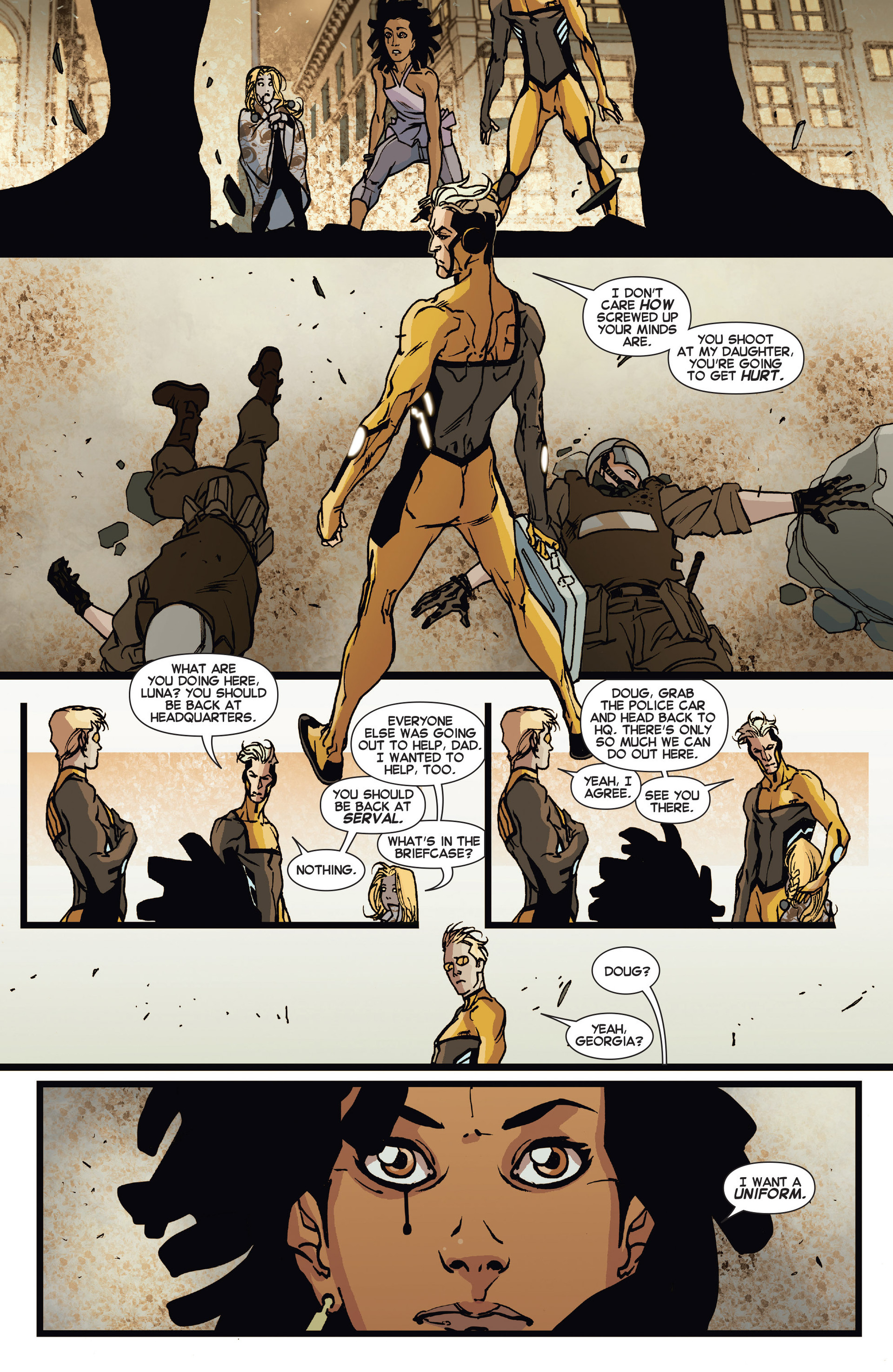 Read online All-New X-Factor comic -  Issue #15 - 14