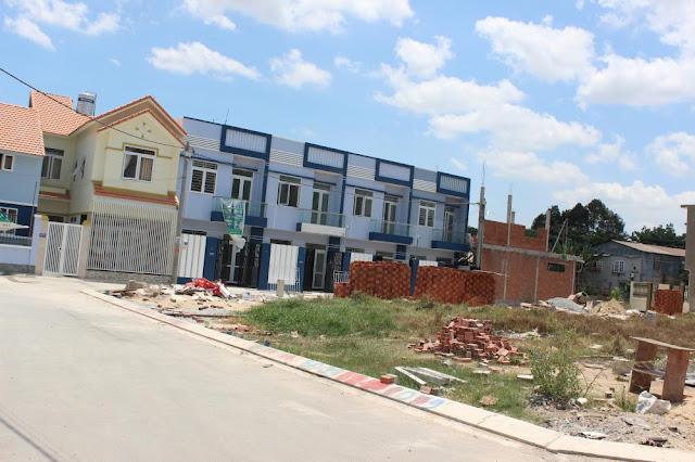 xây nhà trên đất hưởng tiền chênh