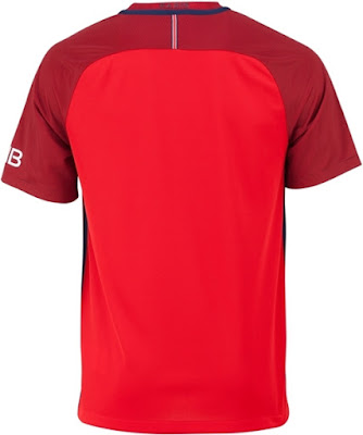 PSG Away Red Jersey Terbaru 2016-2017