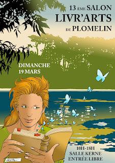 13 ème salon du livre de Plomelin
