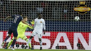 DiMaria Menambah Gol untuk PSG