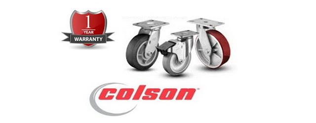 Quy định bảo hành Bánh xe PU Colson