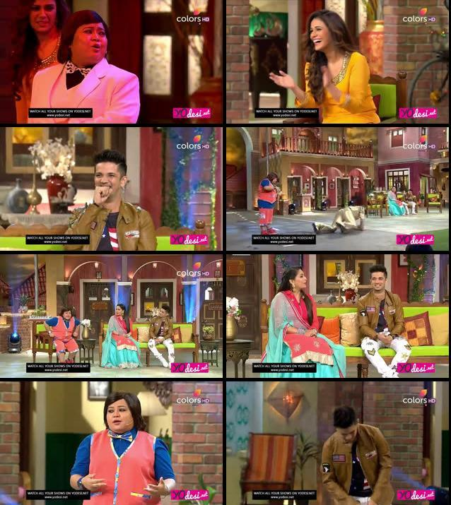 Comedy Nights Live 17 July 2016 HDTV 480p