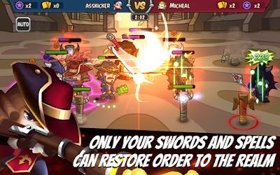 Kingdom in Chaos v1.0.5 Mod Apk Free Shopping