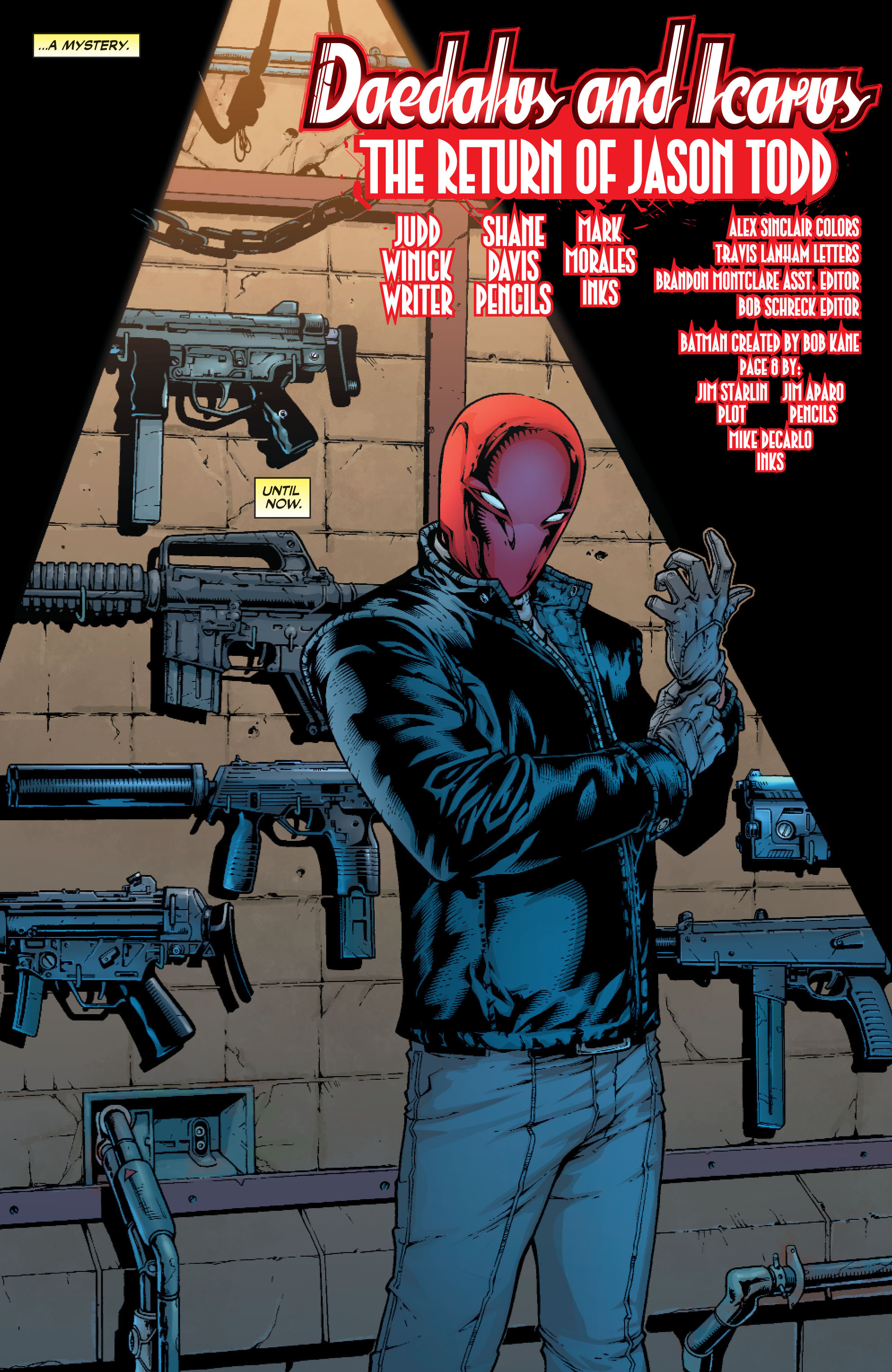 Read online Batman: Under The Red Hood comic -  Issue # Full - 320