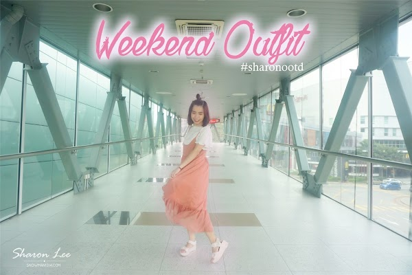 Sweet Peach Weekend Outfit #61