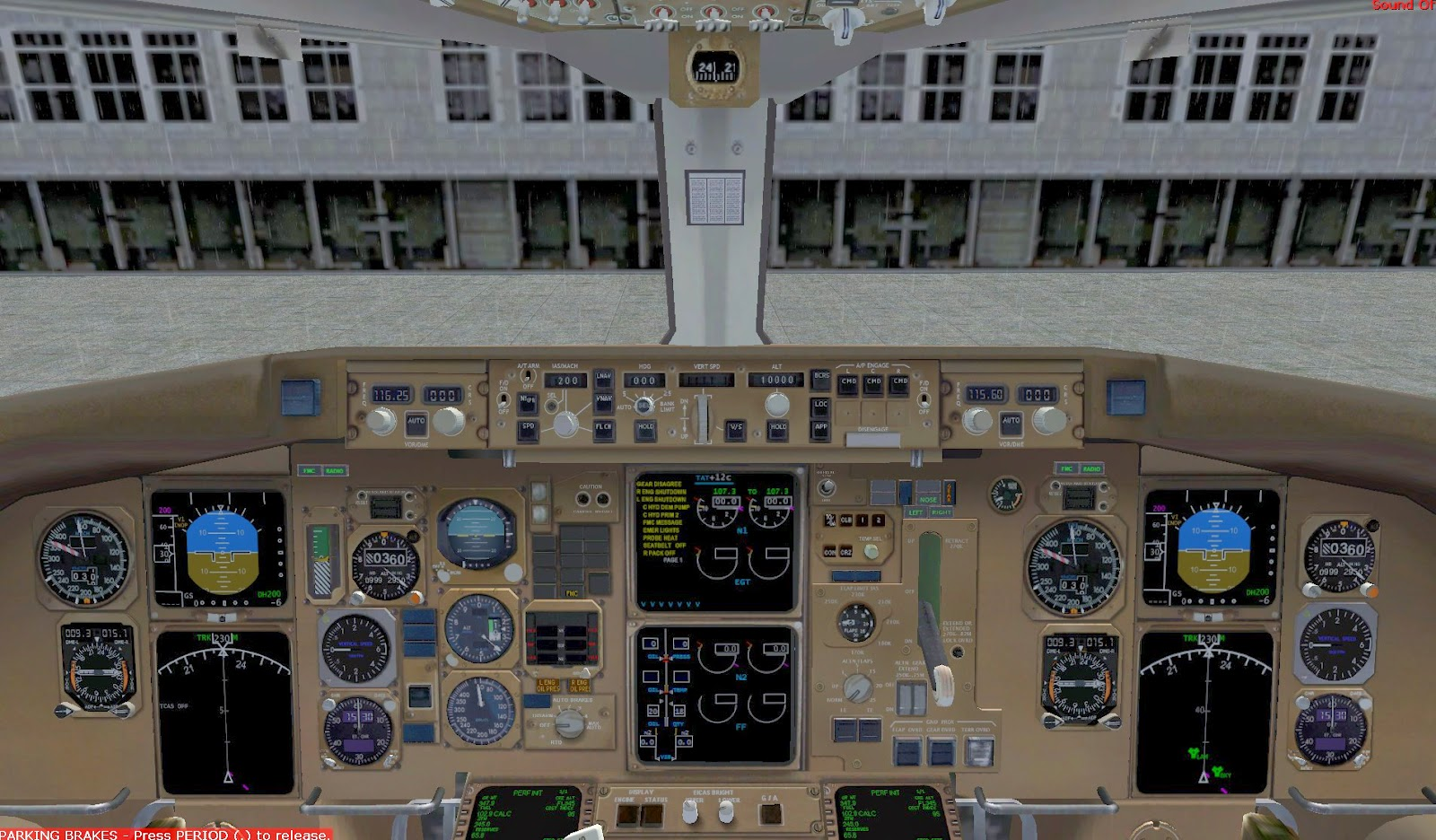 Avsim Library South West Flight Simulation Level D 767 Fsx Virtual