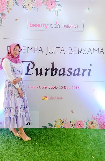 EVENT DAN REVIEW PRODUK TERBARU PURBASARI
