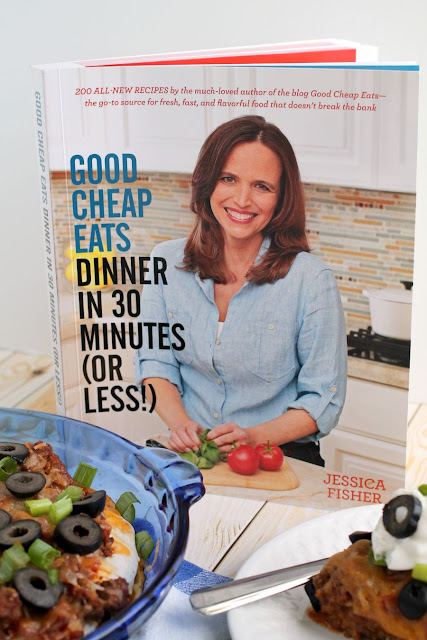 Enter to win a copy of the Good Cheap Eats Dinner in 30 Minutes (Or Less!) cookbook! Ends 9/21/15