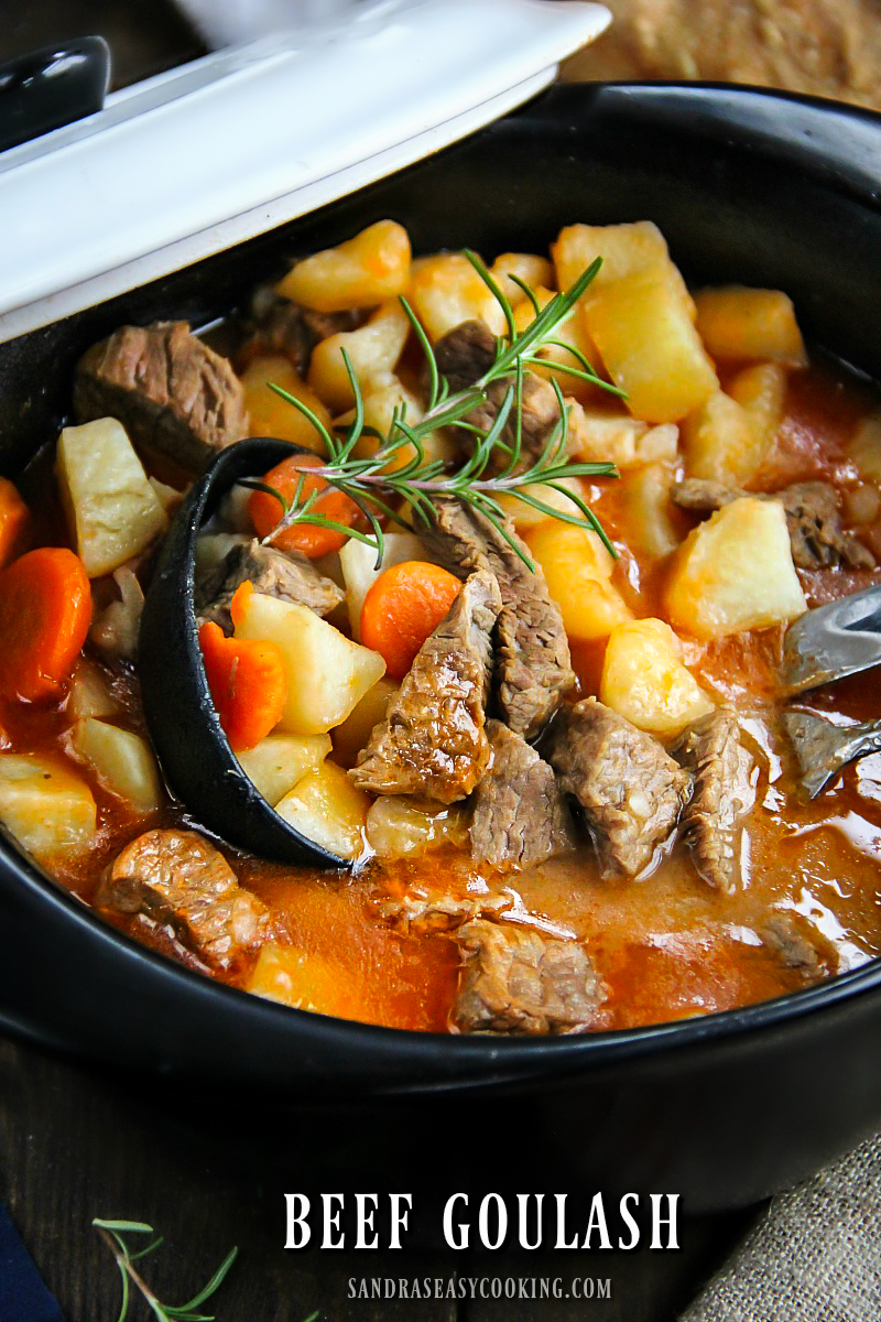 Beef Goulash (soup)