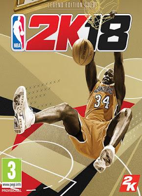 NBA 2K18 indir
