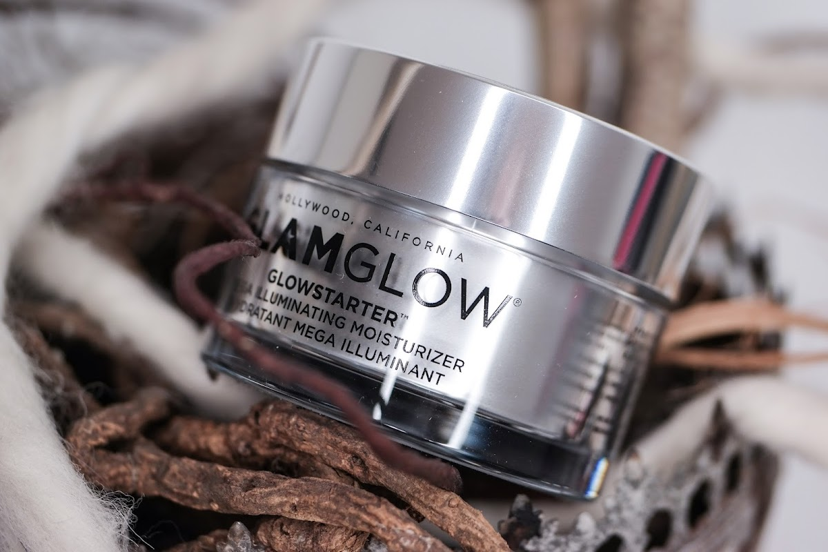 Review glow Strahlen