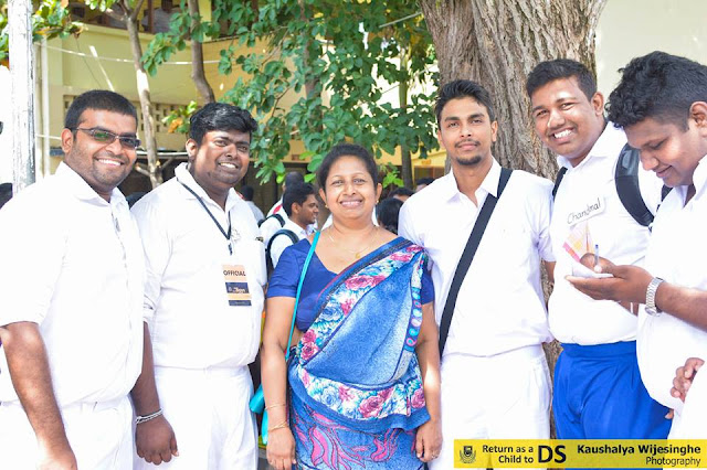 DS Senanayake College Back To School Day
