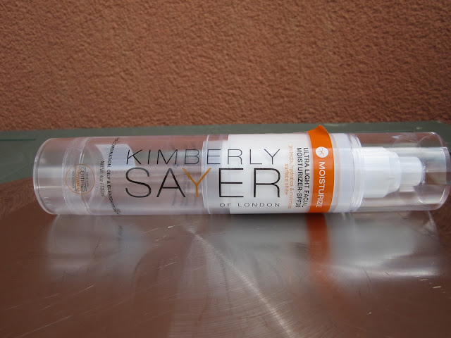 Kimberly Sayer Sonnencreme
