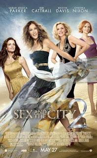 Sexo en Nueva York 2<br><span class='font12 dBlock'><i>(Sex and the City 2)</i></span>
