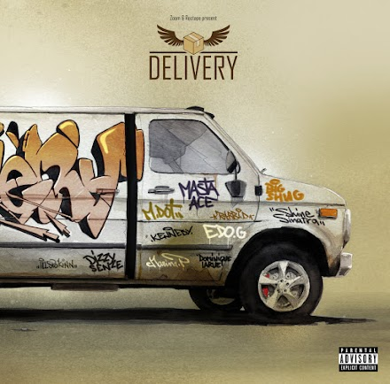 DELIVERY von Zoom & Rectape | Der Montags Musik Tipp im Full Album Stream