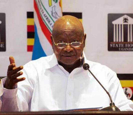 Ugandan President, Yoweri Museveni bans gambling and sports betting in the country