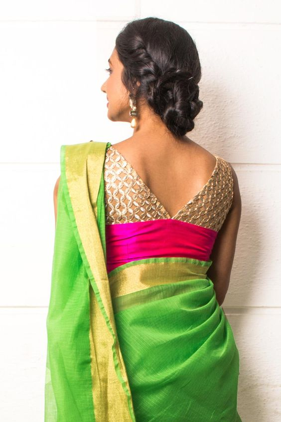 Back Neck Blouse Designs For Silk Sarees Wedding Blouse Back Neck Designs Top 54 Trendy Designs Discover The Latest Best Selling Shop Women S Shirts High Quality Blouses
