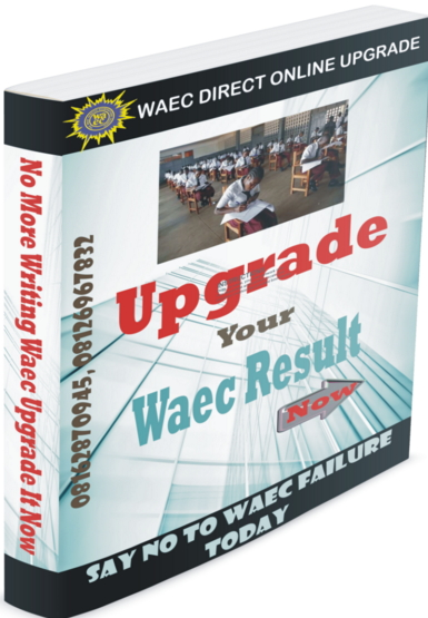 waec result upgrade