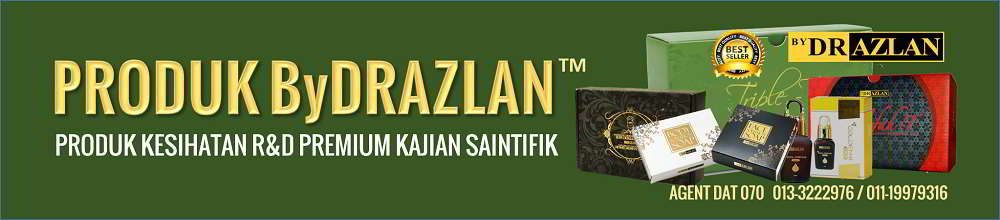 By DrAzlan Products