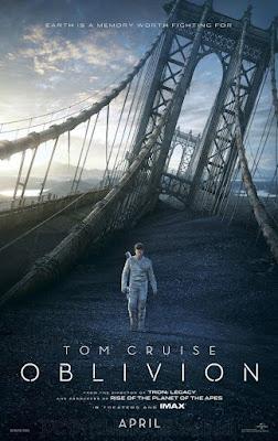Sinopsis film Oblivion (2013)
