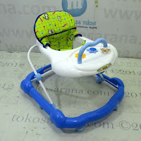 family fb136 roller toy yellow