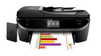 HP Officejet 8040 Télécharger Pilote