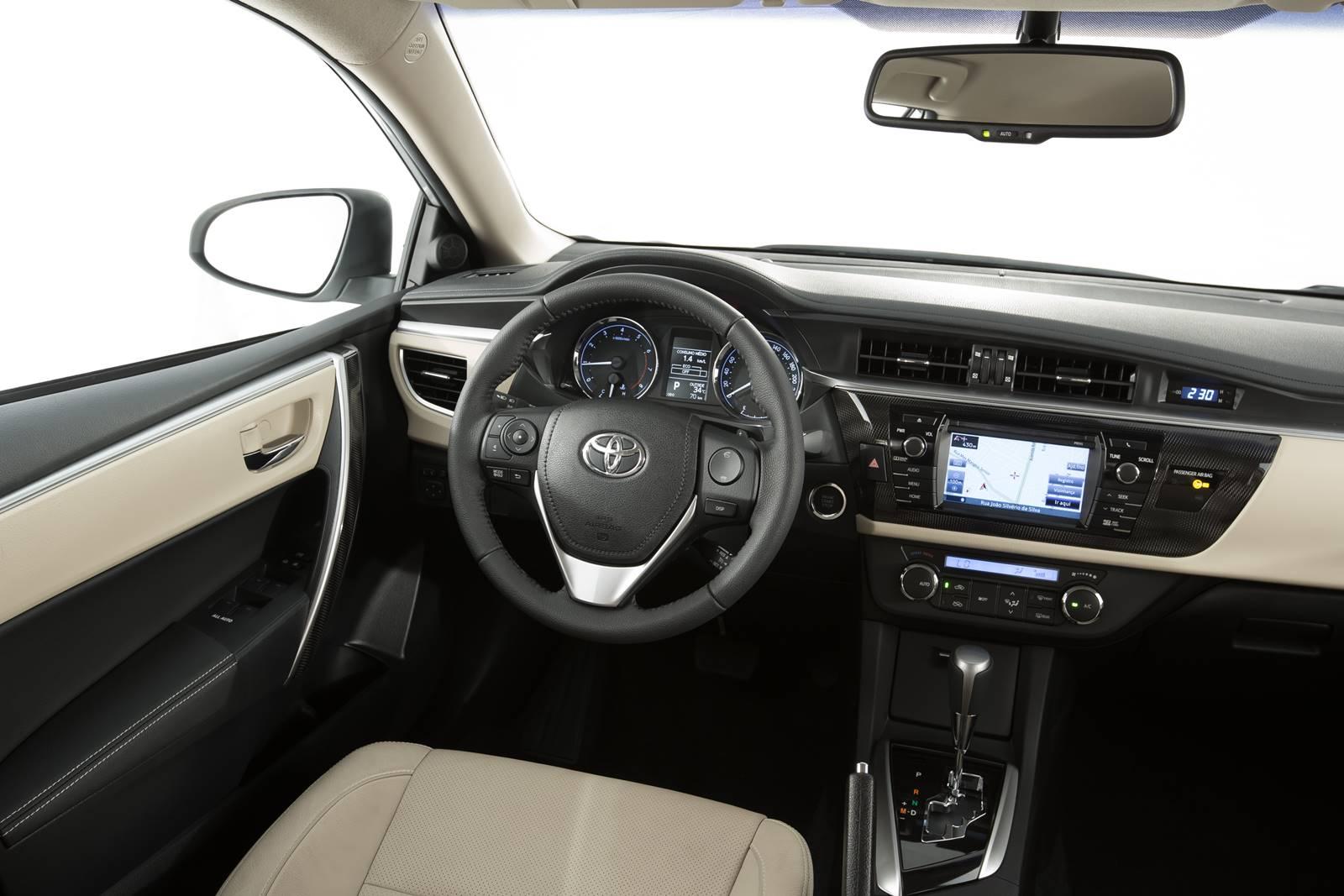 Toyota Corolla 2017: preços e especificações das versões ...