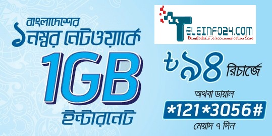 GP 1GB internet pacakge offer 2017