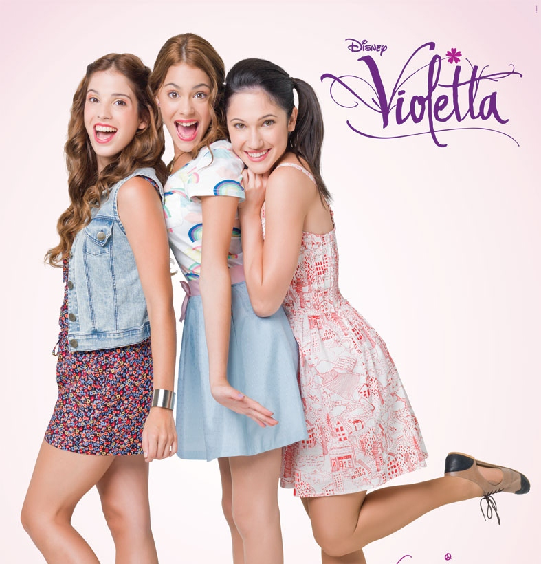 Violetta VideosCodigo Amistad