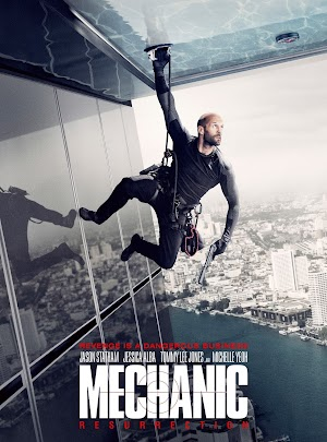 Mechanic: Resurrection (2016) BluRay 360p Subtitle Indonesia